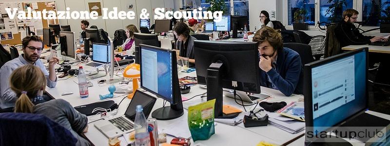 Valutazione Idee & Scouting