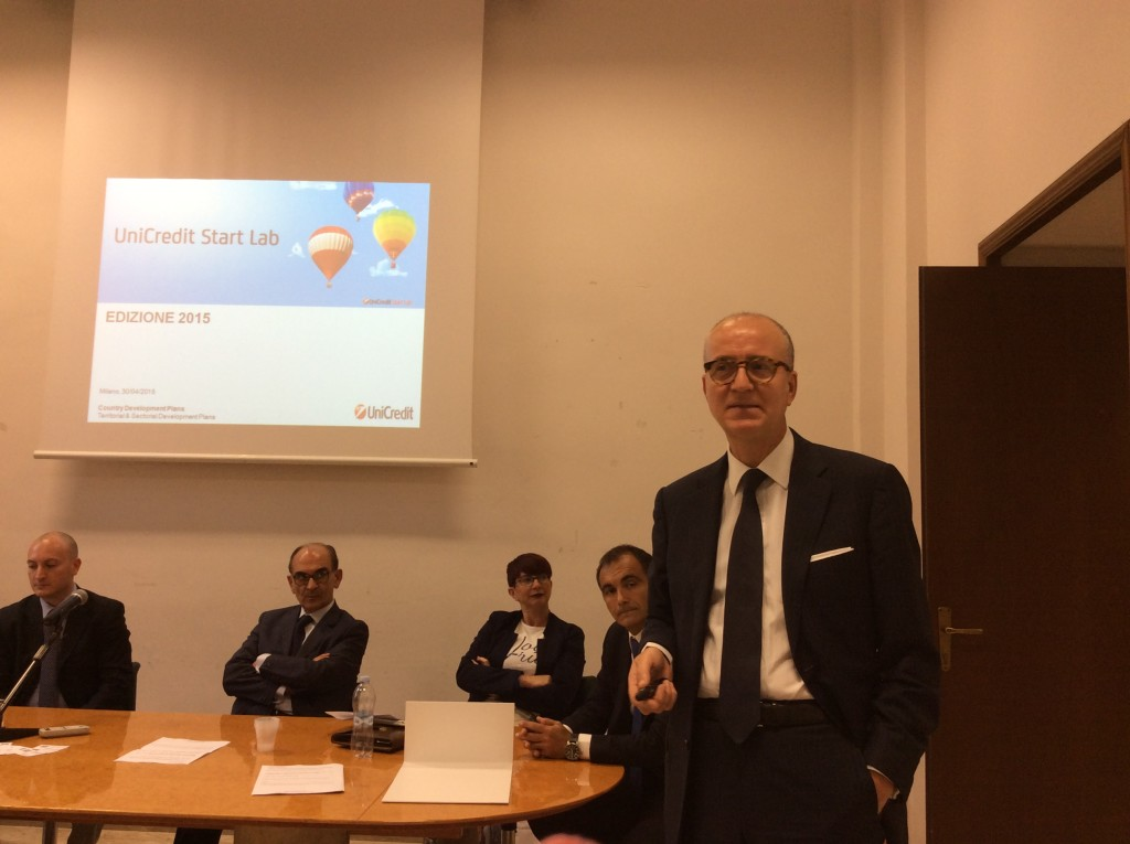Antonio Riccio, Stakeholder & Territorial Development di Unicredit
