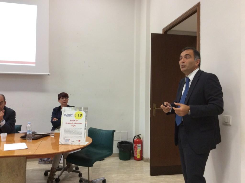 Michele Caiati, responsabile Centro Sud di BackToWork24