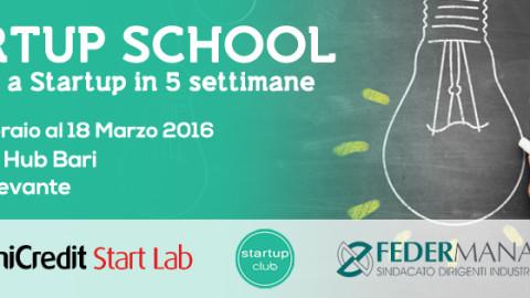 Mariarita Costanza, ben vengano iniziative come la Startup School