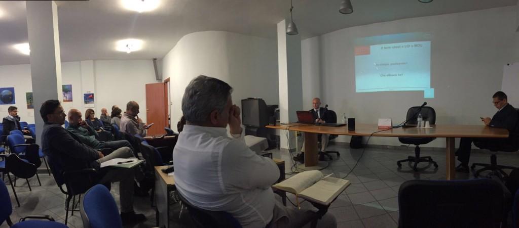 Pubblico Seminario Startup e PMI Innovative Brindisi