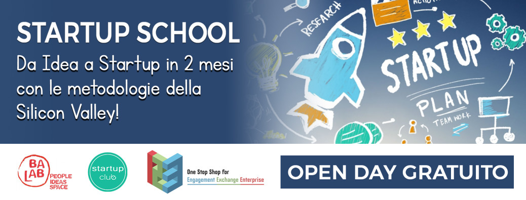 Startup School Open Day 2017